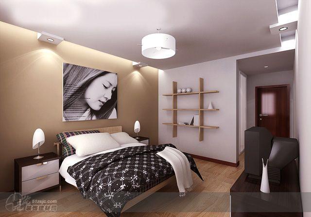 卧室90 装饰效果图,室内装修图,装饰图库装,修设计图